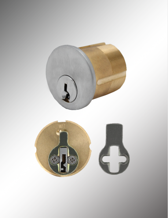 """1 1/4"""" Mortise Cylinders"""