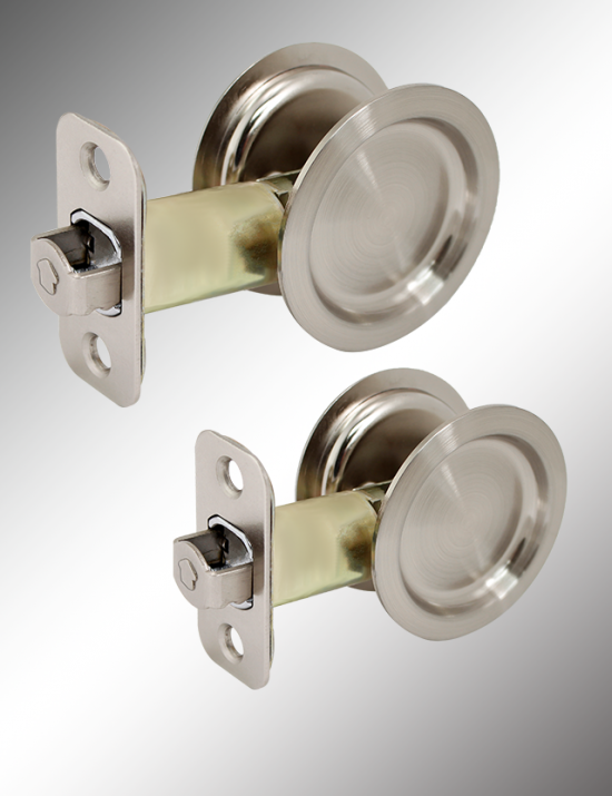 Passage Sliding Door Lock