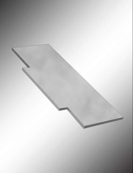 ASA Blank Filler Plate, ASA-FP