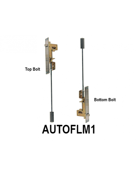 Automatic Flushbolts, AUTOFLM1