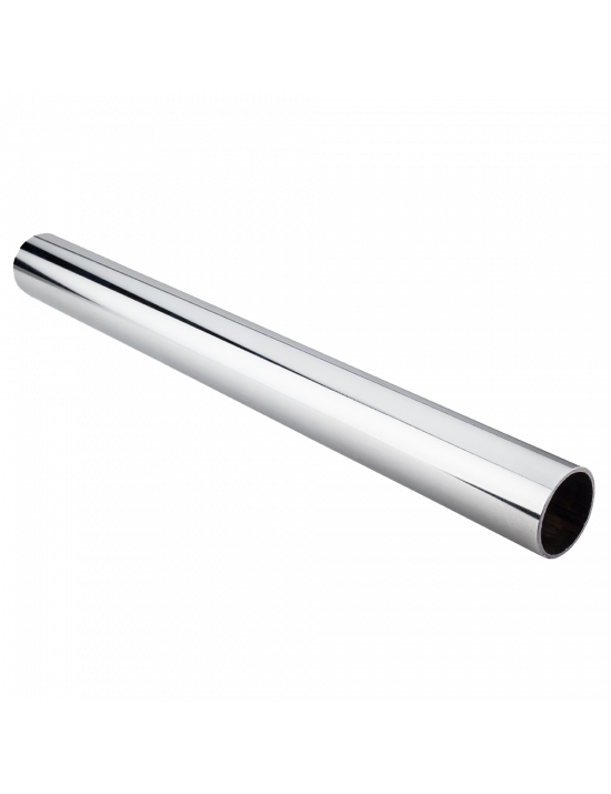 CHROME PLATED CLOSET ROD