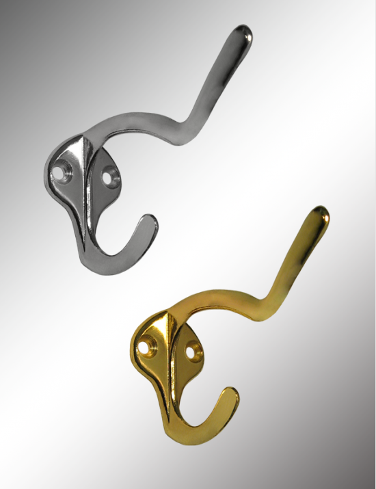 Coat & Hat Hook, CH28