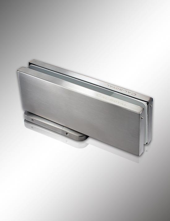 Concealed Glass Floor Door Closer