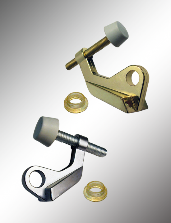 Hinge Pin Stop With Removable Nylon Bushing, DSLD81 & DSHD105