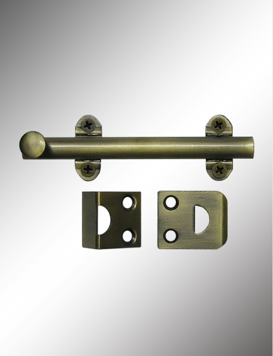 DCSB4, DCSB6, Decorative Surface Bolt