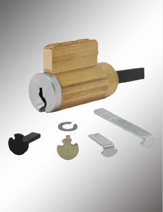 Key-in-Knob/Lever & Deadbolt Cylinder