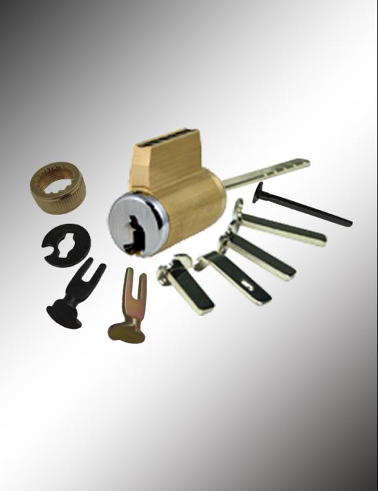 Key-in-Knob/Lever (KIKL) Cylinders