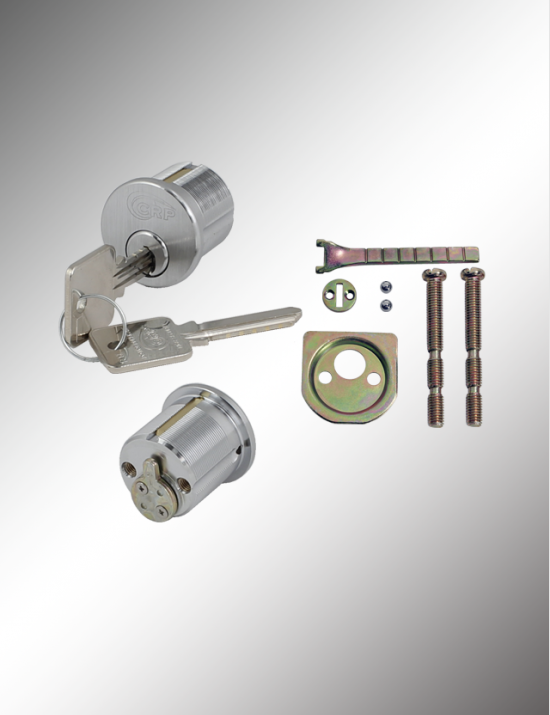 Mortise/Rim Combo Cylinder Kits
