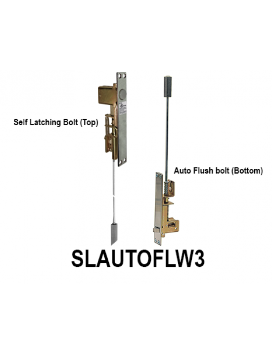 Automatic Flushbolts, SLAUTOFLM3