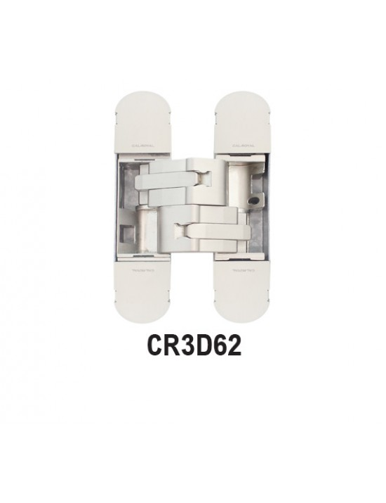3D Invisible Hinges